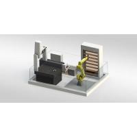益模精钻-CMM电极检测自动化单元