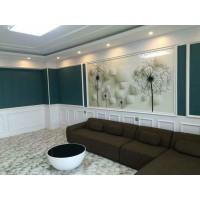 安居印象集成墙板让你在家享受视觉艺术