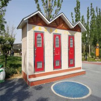 旅游公厕户外景区生态厕所河北移动厕所厂家