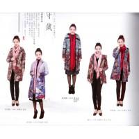 中老年大码女装|品牌库存服装|专柜折扣女装尾货批发