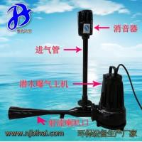 QSB3型射流曝气机养鱼污水处理设备