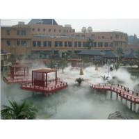 重庆喷雾降温设备游乐园喷雾降温人造雾喷雾造景系统重庆维驹环保