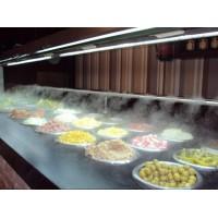德阳喷雾降温设备休闲餐厅喷雾降温人造雾喷雾造景-重庆维驹环保