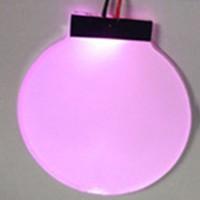 深圳导光板加工厂LED 液晶背光源 超薄背光源 圆形背光源