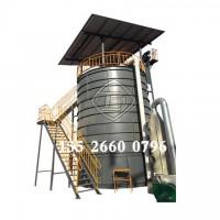 有机肥发酵罐 发酵除臭设备 生活垃圾牲畜粪便发酵处理设备