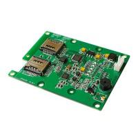 小额支付IC刷卡模块金木雨JMY6122 天线分体设计