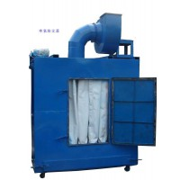 袋式除尘器是一种干式滤尘装置