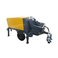 GYP-90液压湿喷机为液压动力可调节喷射量