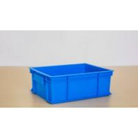 苏州迅盛塑料周转箱EU韩系物流箱320*110塑料箱工厂定制