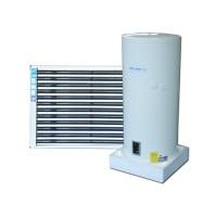 泰安真空管式阳台壁挂 金圭内胆 高效集热 家用太阳能热水器