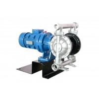第三代电动隔膜泵 铝合金材质 DBY3-25L