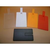卡片U盘 超薄名片U盘 宣传礼品u盘 可定制颜色外壳批发