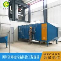 四川通丰光氧活性炭废气处理设备
