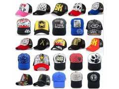 广告帽子纯棉帽定做太阳帽定做旅游帽LED帽