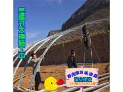 大棚建设     几字钢温室大棚  寿光市万禾农业