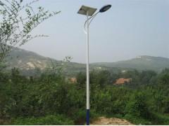 山东青岛新农村锂电池30WLED太阳能路灯高杆灯景观灯
