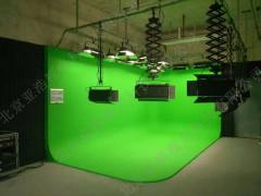 演播室虚拟绿箱