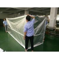 立体铝箔袋,方底纯铝袋,四方铝箔袋子