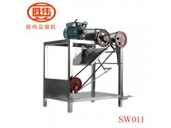 河南胜伟剥皮机,全自动不锈钢千张剥布机,豆腐机 豆皮机